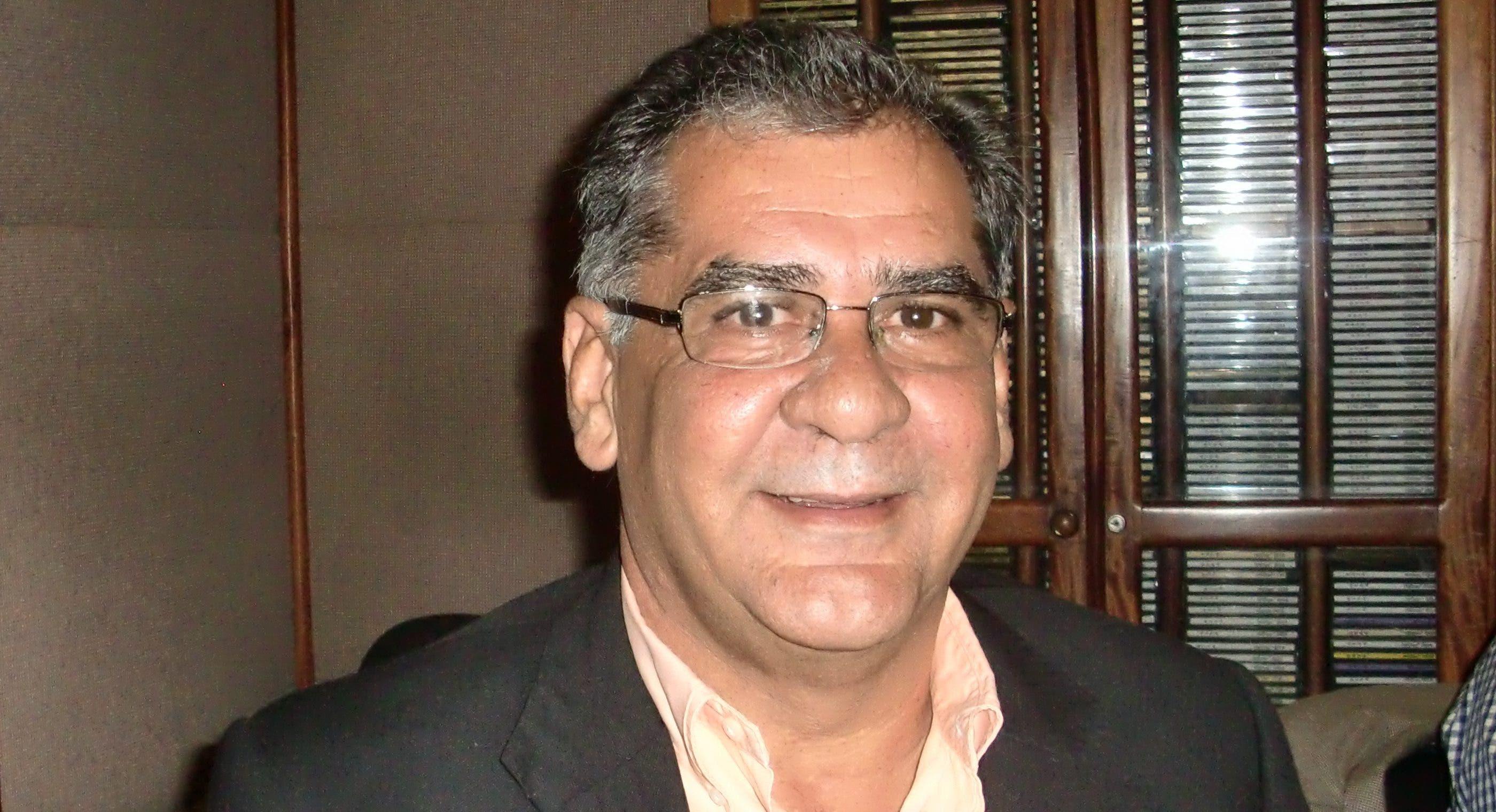 Luis Miguel Pou. Archivo