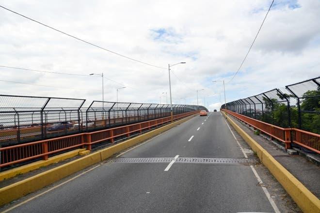 Obras Públicas intervendrá puente Matías Ramón Mella con fines de reparación