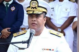 Vicealmirante Emilio Recio Segura.