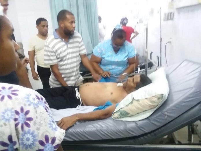 28. Reportan heridos en la zona norte durante paro