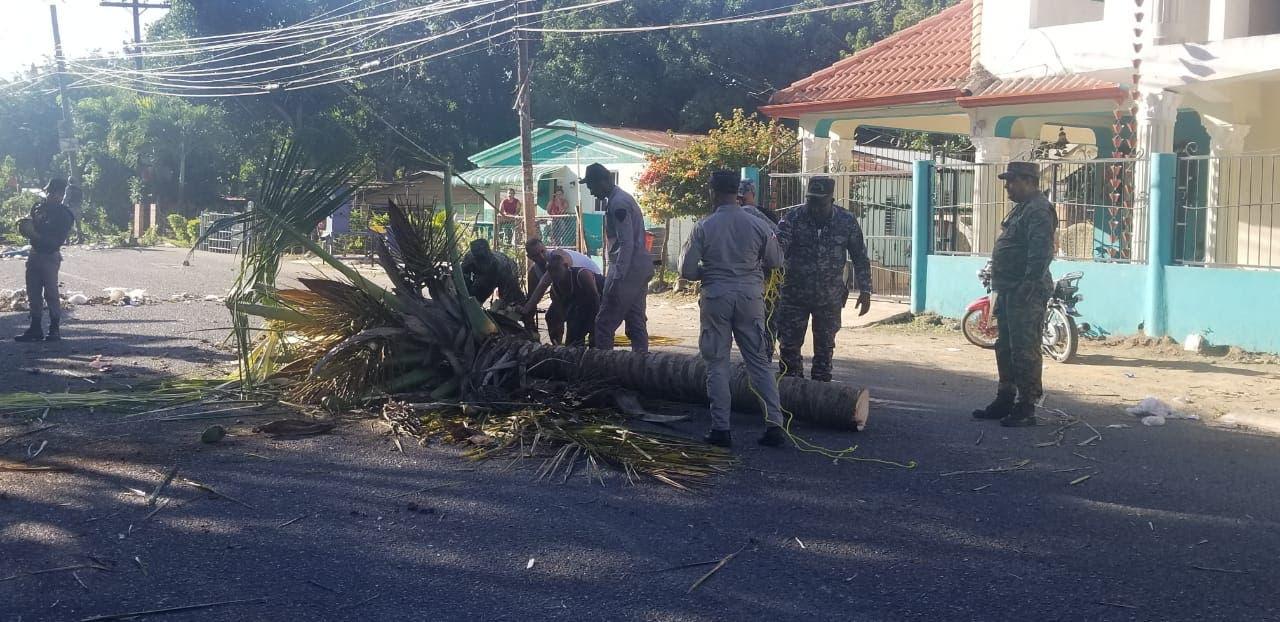 1. Ciudadanos acogieron el llamado a paro en la región norte