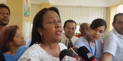 Xiomara Guante, presidenta de la ADP