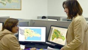 Medio Ambiente ha generado más de 200 mapas diferentes temas.