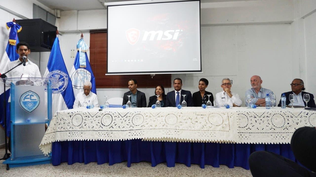 Los expositores resaltaron la importancia del primer contacto que realizó la SODOFI con la Organización Internacional del Energía Atómica (OIEA).