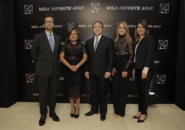 Asociación Popular presenta su nueva  tarjeta VISA Infinite APAP