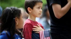 Si una persona nace en Estados Unidos, recibirá la ciudadanía estadounidense.