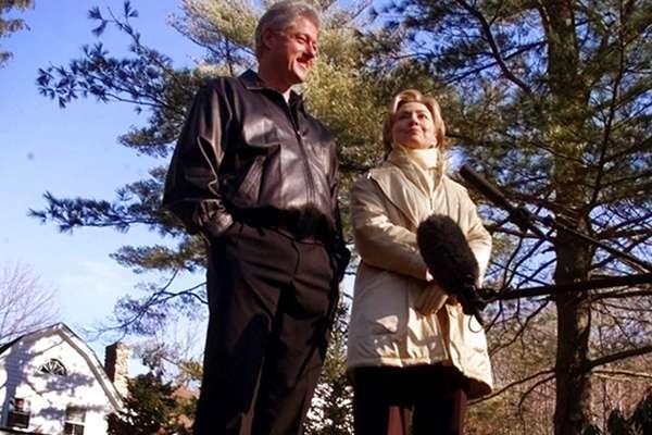 Hallan explosivo en casa de los Clinton en NY