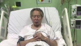 Fujimori dice nunca haber sentido dolor más grande que por detención de Keiko Foto de archivo.