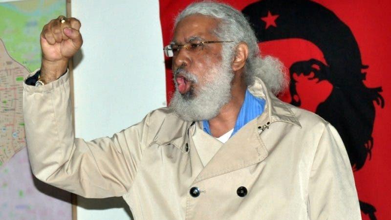 Juan Hubieres convoca a paro de transporte y protesta este lunes en San Luis