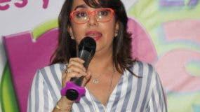 Nazzira Santana, coach de padres.