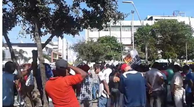 La manifestación partirá desde el parque Enriquillo hacía el Palacio Nacional.