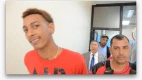 Argelis Manuel Paredes Peña, de 19 años de edad,