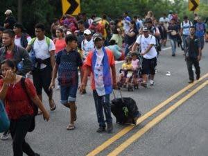 segunda-caravana-de-migrantes-hondurenos