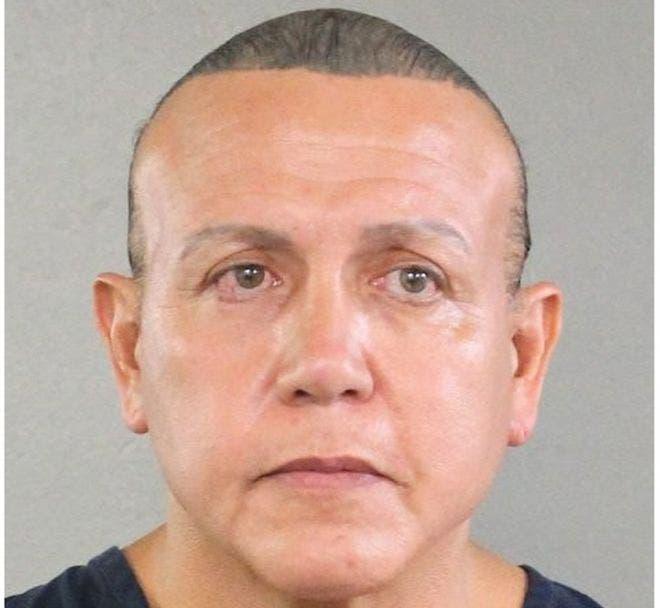 """Cesar Sayoc es el principal sospechoso de los """"paquetes bomba"""" y fue arrestado en Florida."""