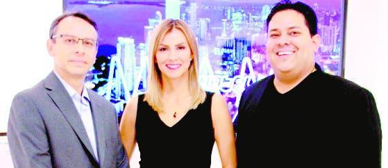 Ronal Méndez, Yan Paola Sánchez y  Jesús Ramírez.