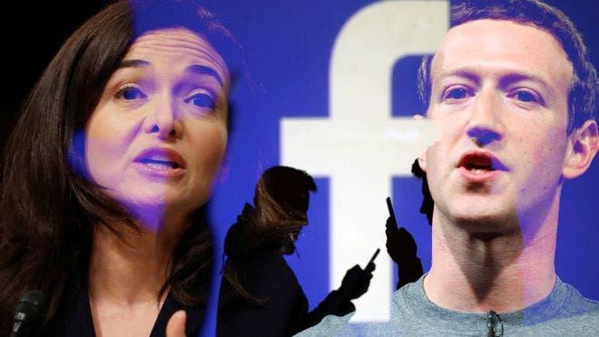 Sheryl Sandberg y Mark Zuckerberg vuelven a estar bajo los focos tras conocerse detalles de sus estrategias para hacer frente a los críticos de Facebook.