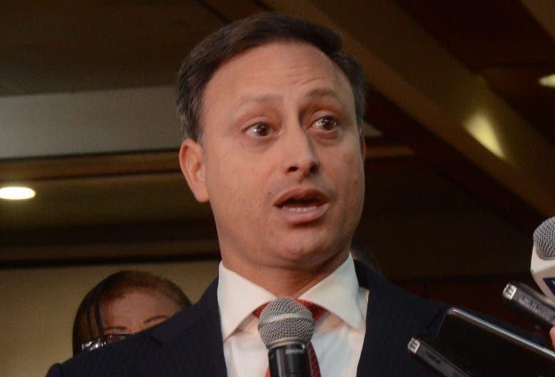 El procurador Jean Alain Rodríguez.  Archivo