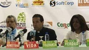 Organizadores del evento ofrecen detalles.  José de León