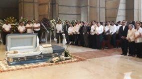 Los restos de Cedano descansarán en  la cripta de los obispos en  la basílica. fuente externa