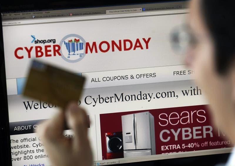 El ciberlunes arranca en EE.UU. con un 18,3 % más de ventas que en 2017