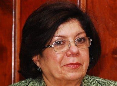 Miriam Díaz. archivo