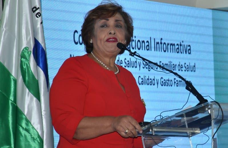 Nélsida pidió   implementar la Atención Primaria.  Arlenis Castillo.
