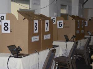 Los equipos  fueron instalados en la actividad del PRM.