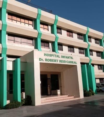 Hospital Robert Reid. archivo