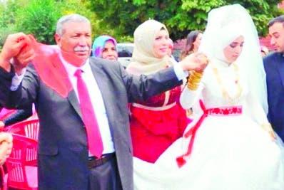 Los 24 hijos de Günes  son fruto de tres matrimonios.