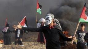 La OLP responsabiliza a Israel de la escalada de violencia.