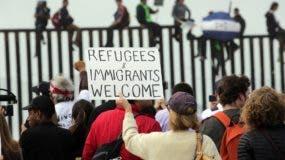 EE. UU.  afirma que el Pacto por Migración es contrario a su política migratoria.  ARCHIVO