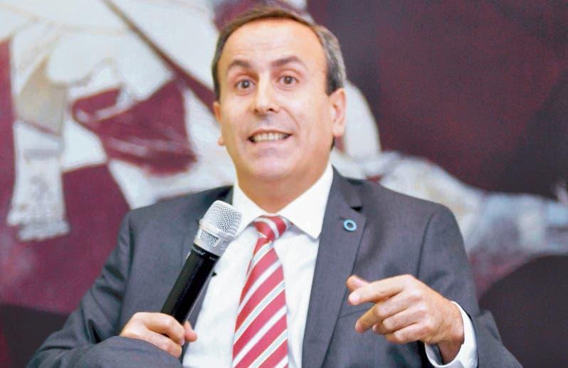 Ammar Ibrahim, director general del Instituto Nacional de Diabetes, Endocrinología y Nutrición (Inden).
