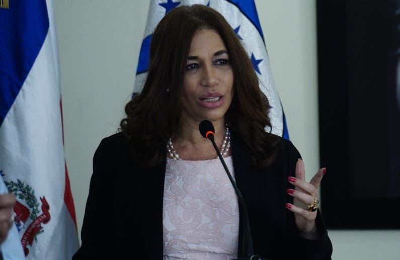 Silvia García,durante su intervención en el foro.