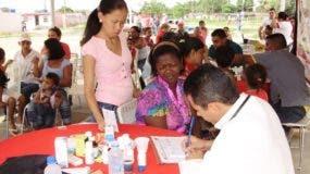 """El  programa social """"Misión Barrio Adentro"""" data de 2003."""