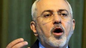 El canciller iraní Mohamad Yavad Zarif, valora  la región.