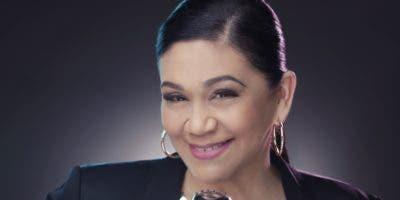 La cantante Maridalia Hernández  estará en el Jaragua este 24 de noviembre.   FUENTE EXTERNA
