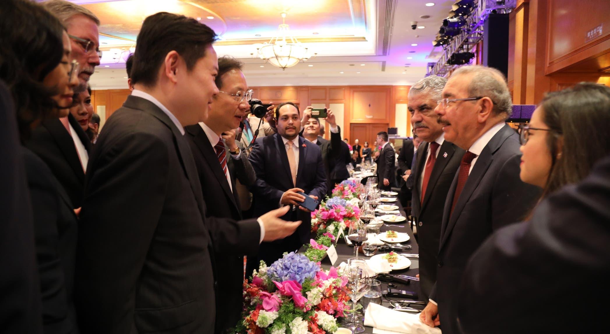 Con la firma de varios  acuerdos, los presidentes Danilo Medina y Xi Jinping abrieron un nicho de oportunidades para ambas naciones.