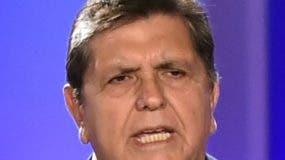 El expresidente Alan García pidió asilo a Uruguay.