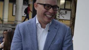 Víctor Gómez, vicerrector de Investigaciones .JOSE DE LEON .