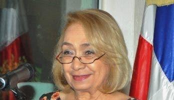 Alma Fernández, directora de la institución.