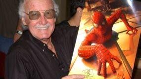 Stan Lee murió  ayer en un hospital de   la ciudad de Los Ángeles.  Archivo.