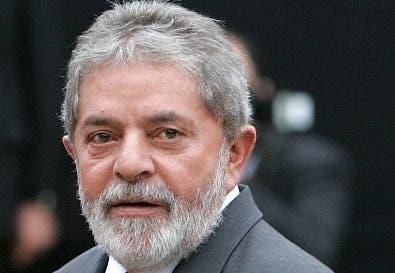 El expresidente  Inácio Lula da Silva guarda prisión.