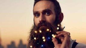 Estas luces han sido bien usadas por jóvenes barbudos.