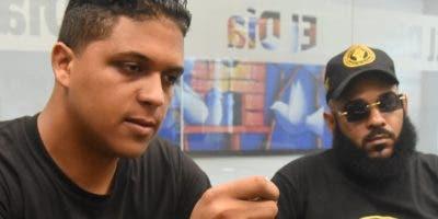 Ángelo Vásquez fue entrevistado por EL DÍA.     ALBERTO CALVO