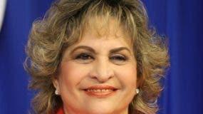 Alexandra Izquierdo, directora de la ONE . Archivo.