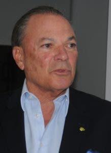 Frank Rainieri. Nicolás Monegro
