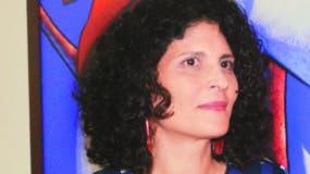 Marisol Gómez Mouakad en su visita a ELDÍA .  AGENCIA FOTO