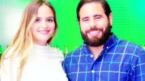 Laura González y Francisco Valdez.