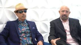 """Jossie Esteban y Ringo Martínez fundaron La Patrulla 15 en 1978 y su primer hit musical fue """"El cuchú cuchá""""."""