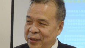 Zhang Aiming, vicepresidente del CCPIT.